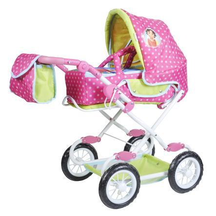knorr® toys Dockvagn kombivagn Salsa - Heidi