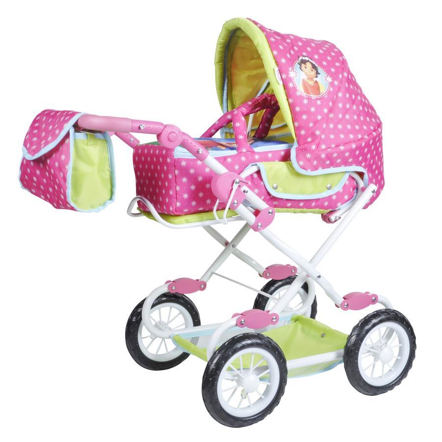 knorr® toys Poppenwagen combi Salsa - Heidi