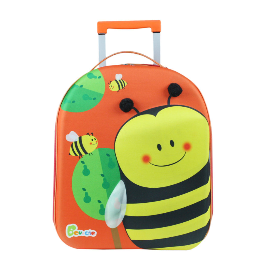 knorr® toys Bouncie 3D-Trolley Bee