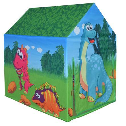 knorr® toys Lektält Dinosauriehus