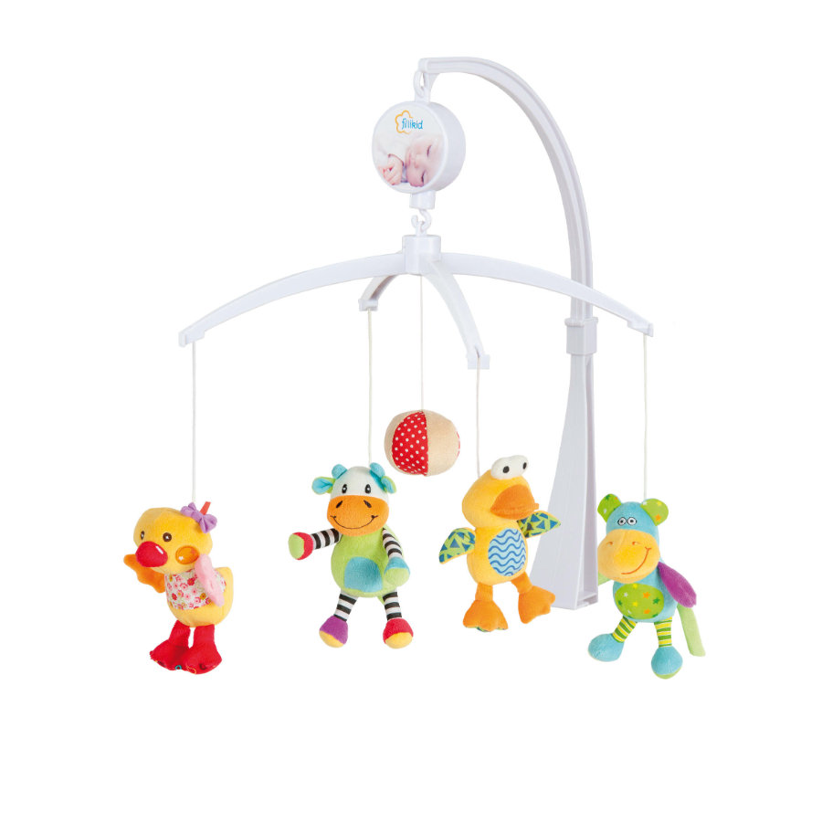 fillikid Mobile Mixed Animals bunt