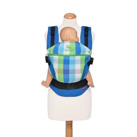MANDUCA LimitedEdition VividGreen -  nosítko, které roste s dítětem!