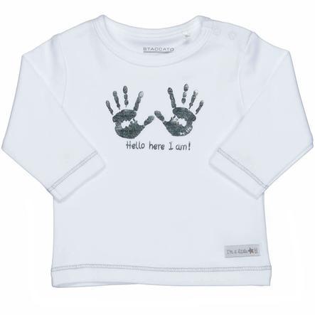 STACCATO Shirt weiß