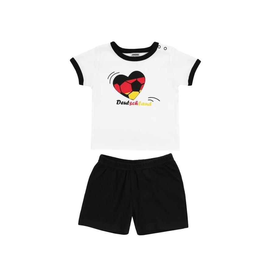 JACKY T-Shirt & Shorts Herz Deutschland