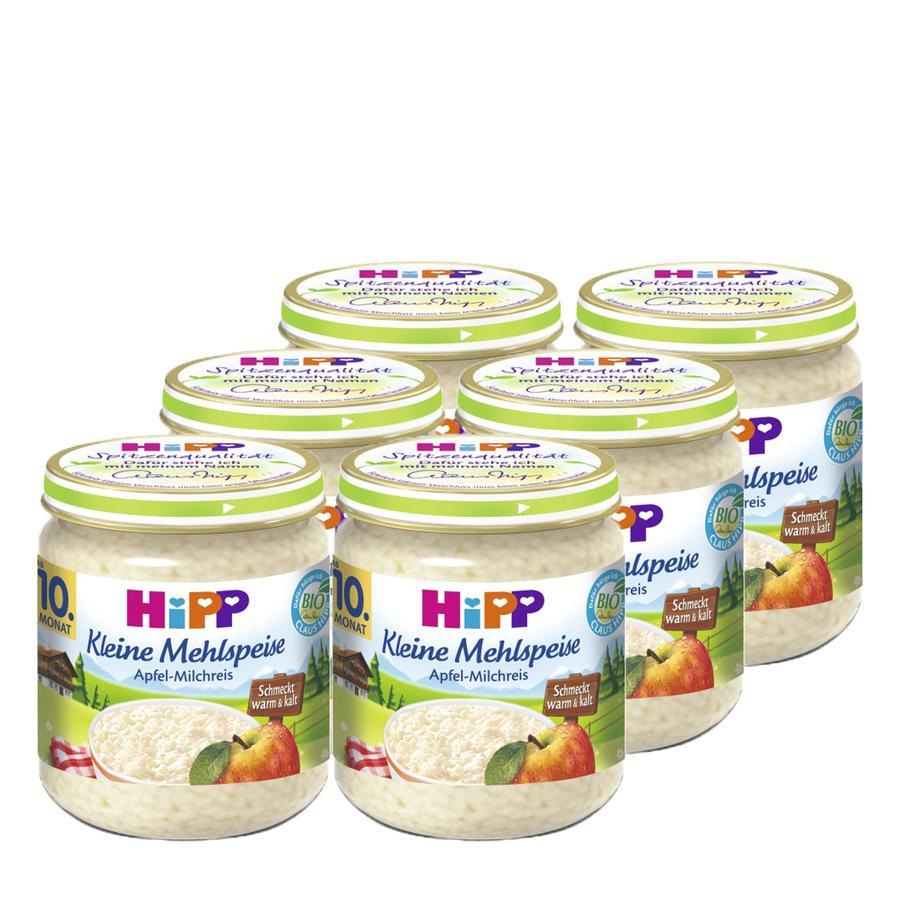 HiPP Apfel-Milchreis 6 x 200g