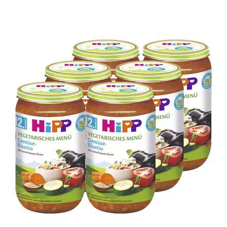 HiPP Gemüse-Risotto 6 x 250 g