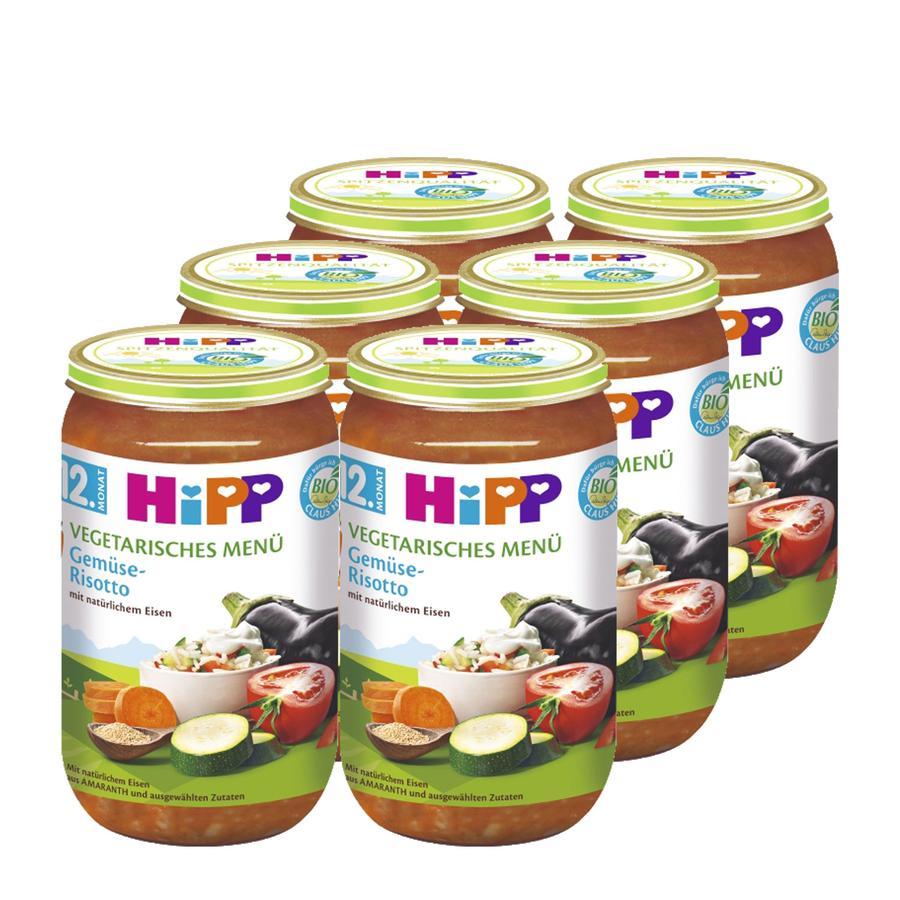 HiPP Gemüse-Risotto 6x250g