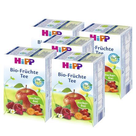 HiPP Bio-Früchte-Tee 5x40g