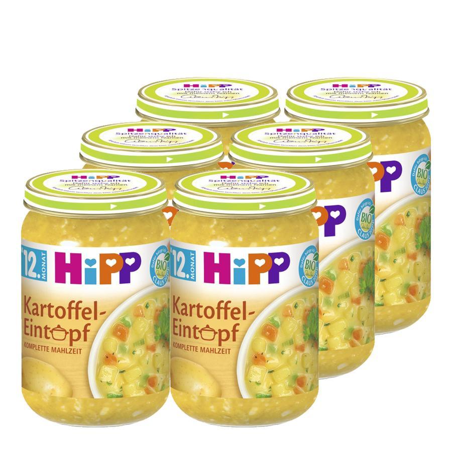 HiPP Kartoffel-Eintopf 6 x 250 g