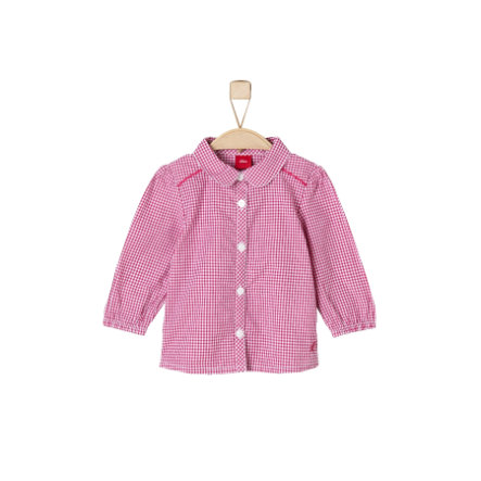 s.Oliver Girls Bluse light pink