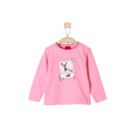 s.Oliver Girls Longsleeve light pink