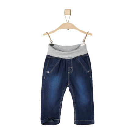 s.Oliver Boys Jeans blue denim regular