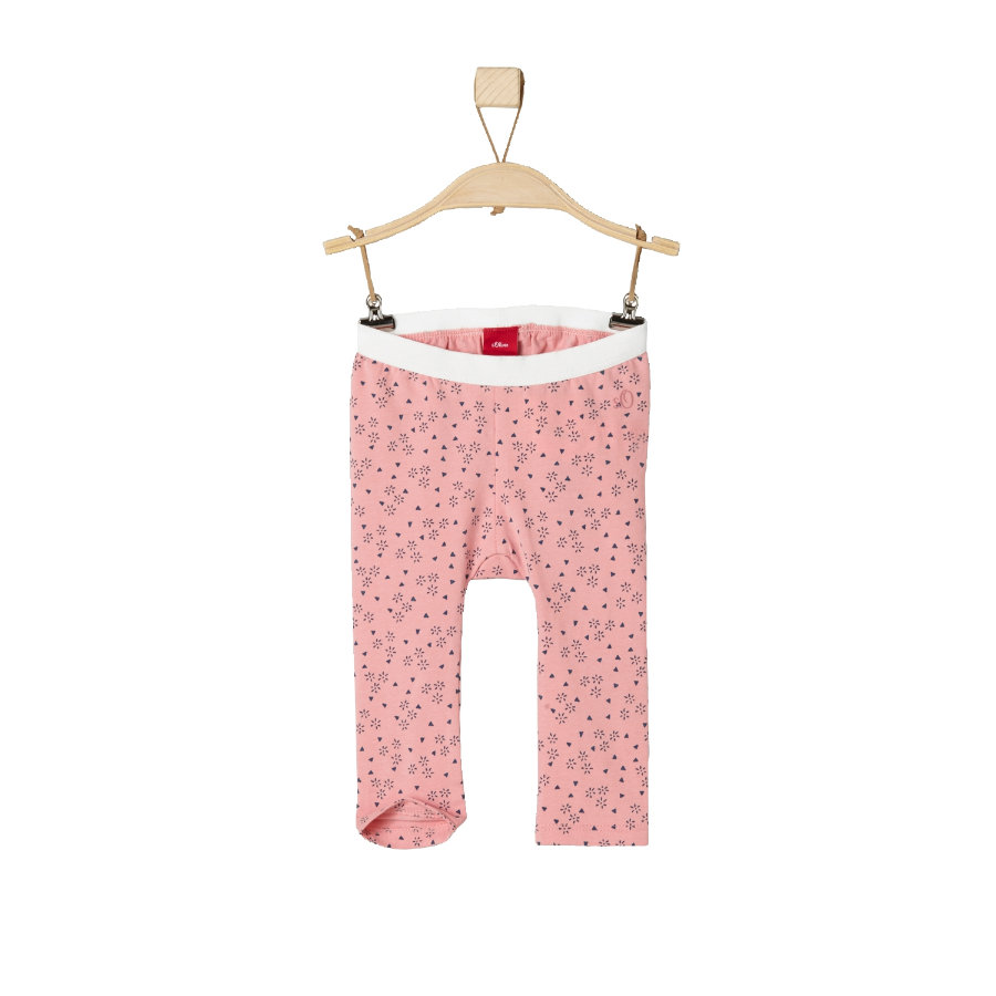 s.Oliver Girl s Leggings rose clair