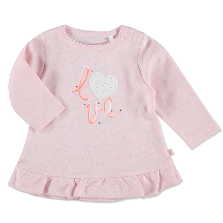 STACCATO Girls Baby Tunika light rose melange