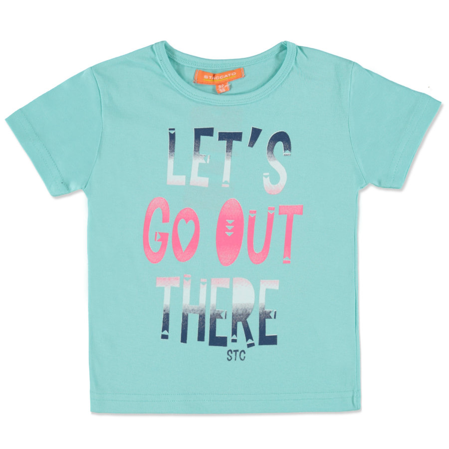 STACCATO Girls Mini T-Shirt ice green