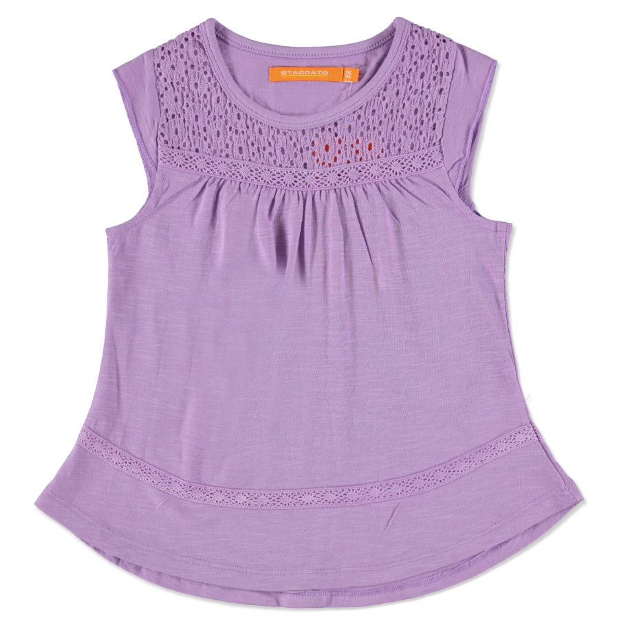 STACCATO Girls Mini Tunika violet