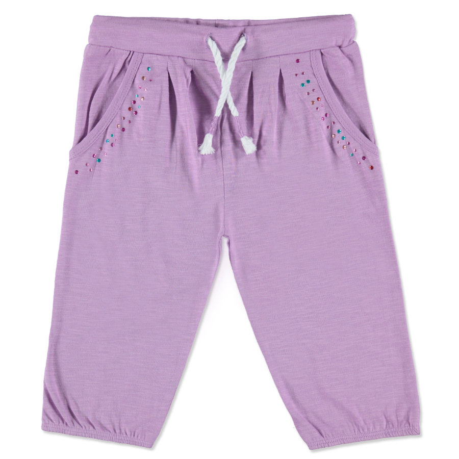 STACCATO Girls Mini Capri Jumper-Pants violet