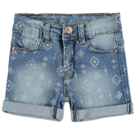 STACCATO Girls Mini Denim Shorts blue denim