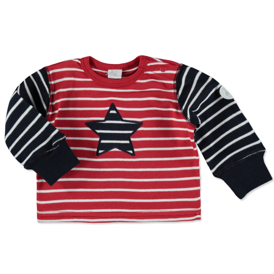 LITTLE Baby Friends Forever SYLT Shirt rood