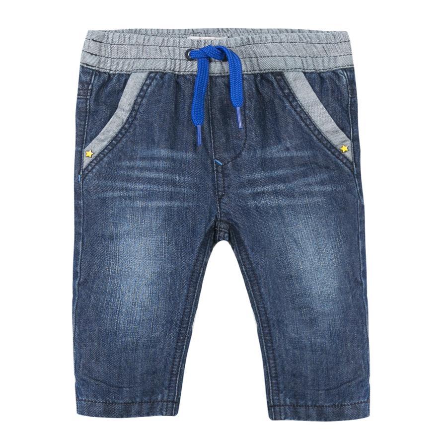 ESPRIT Boys Jeans bleu foncé