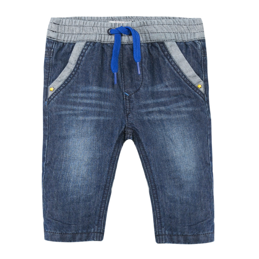 ESPRIT Boys Jeans donkerblauw