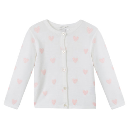 ESPRIT Girls Cardigan off-white