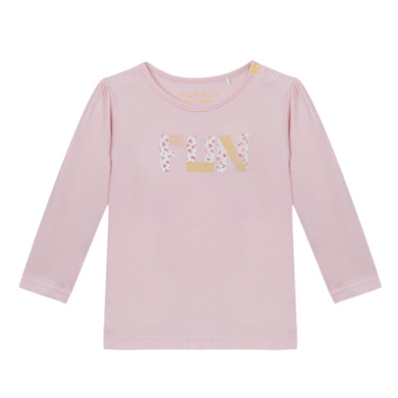 ESPRIT Girls Longsleeve light pink