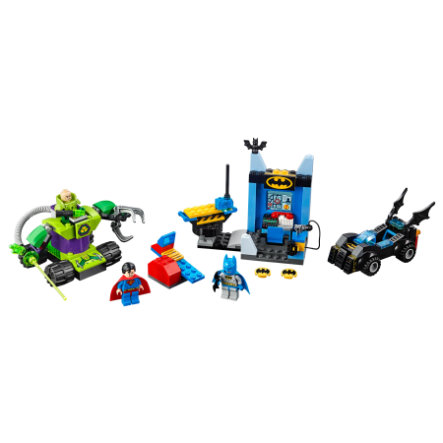 LEGO® JUNIORS - Batman™ & Stålmannen mot Lex Luthor™ 10724