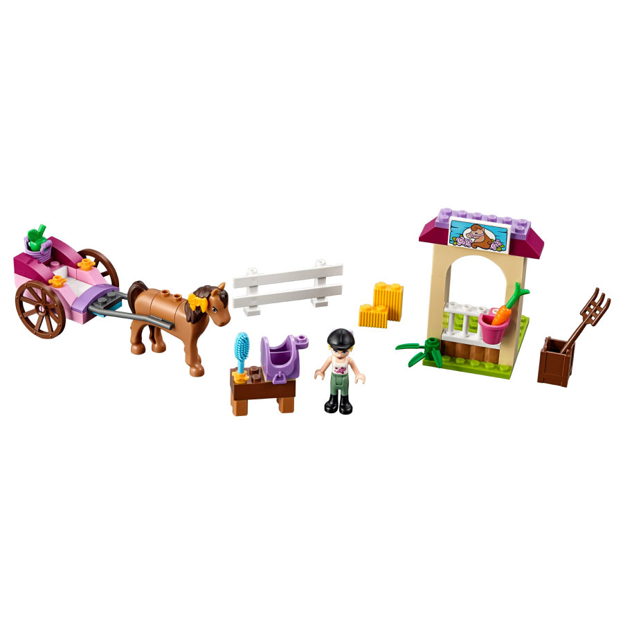 LEGO® JUNIORS - Il calesse di Stephanie 10726
