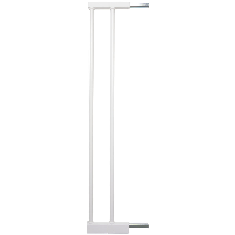 BABY DAN Extension Extend-A-Gate, blanc