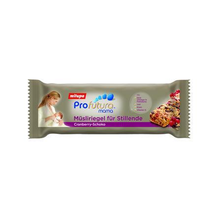 Profutura mama Einzel-Müsliriegel für die Stillzeit Cranberry-Schoko 40 g