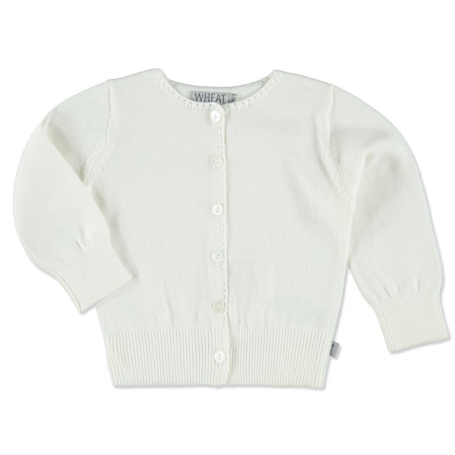WHEAT Vest Classic ivoor