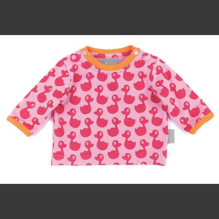 sigikid Girl s Camicia manica lunga manica lunga prisma rosa