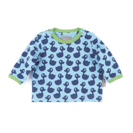 sigikid Boys Camisa de manga larga azul cielo