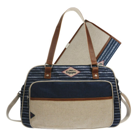 KIDZROOM Přebalovací taška Bliss tmavě modrá