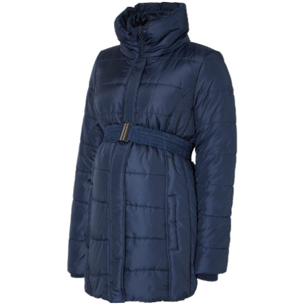 mama licious Umstands Jacke MLQUILTY navy