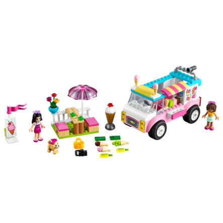 LEGO® JUNIORS - Emmas glassbil 10727