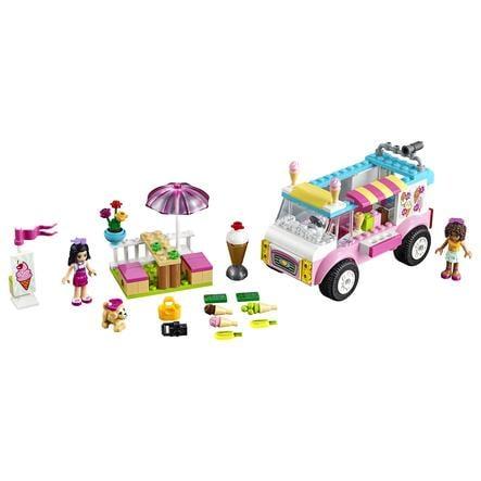 LEGO® JUNIORS - La camionnette de glaces d'Emma 10727