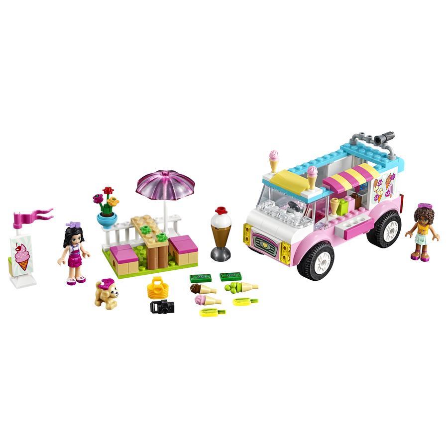 LEGO® JUNIORS - Il furgone dei gelati di Emma 10727