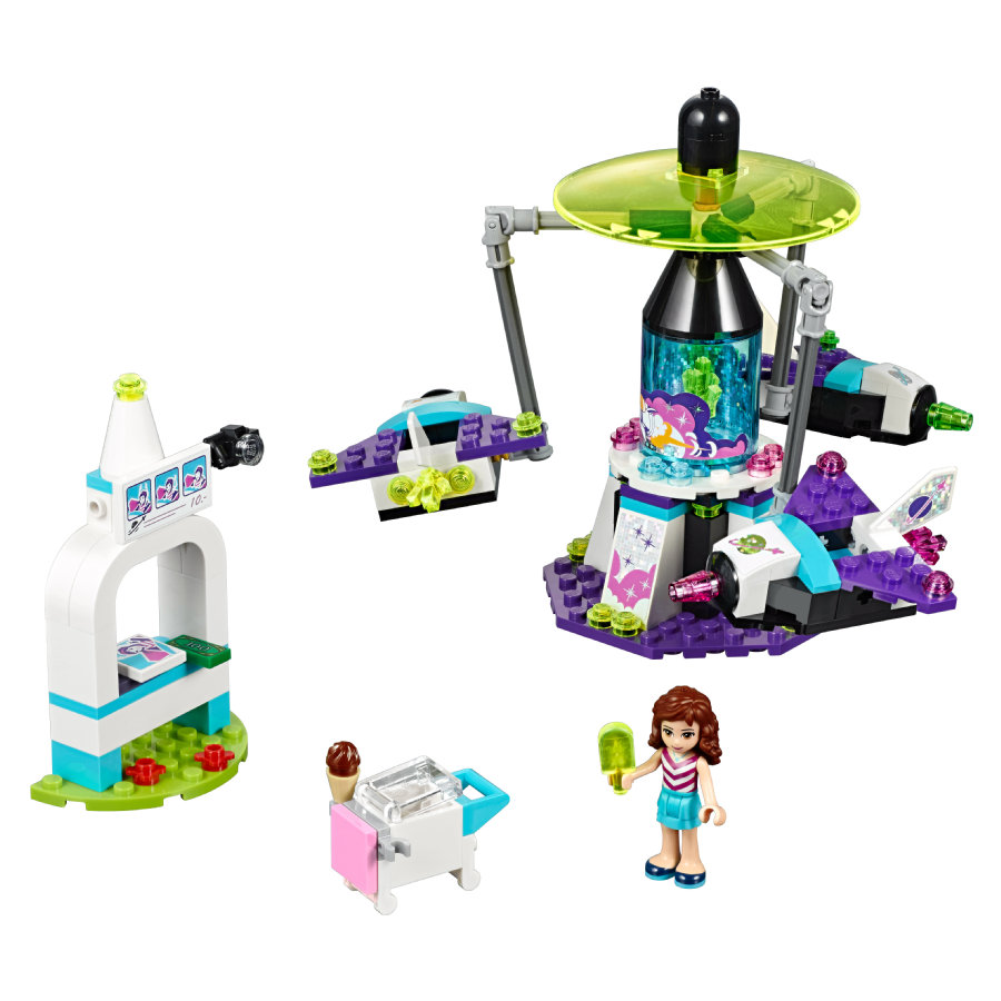 LEGO® Friends - 41128 Nöjespark – rymdattraktion
