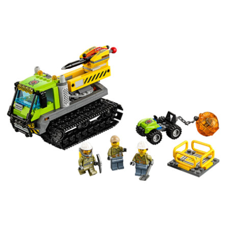 LEGO® City - Vulkaan crawler 60122