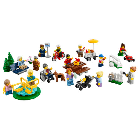 LEGO® City - Divertimento al parco 60134
