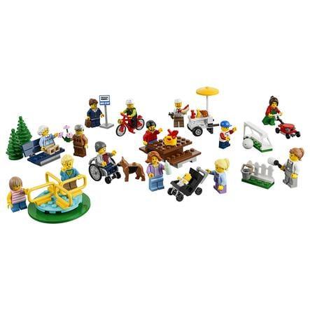 LEGO® City - Kul i parken - folk i City 60134