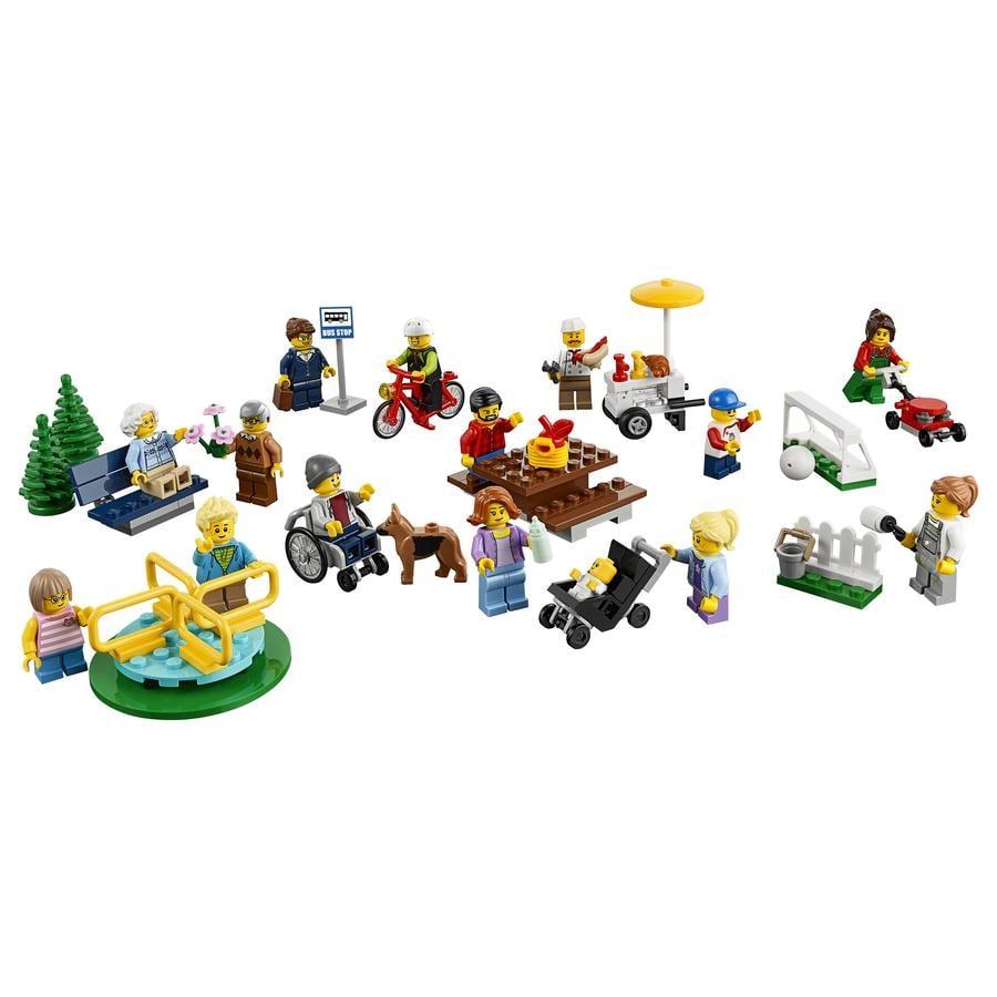 LEGO® City - Zabawa w parku Lego City 60134