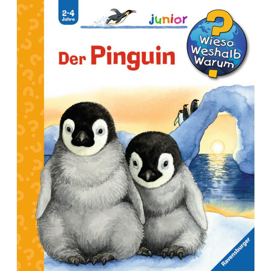 Ravensburger Wieso? Weshalb? Warum? junior: Der Pinguin