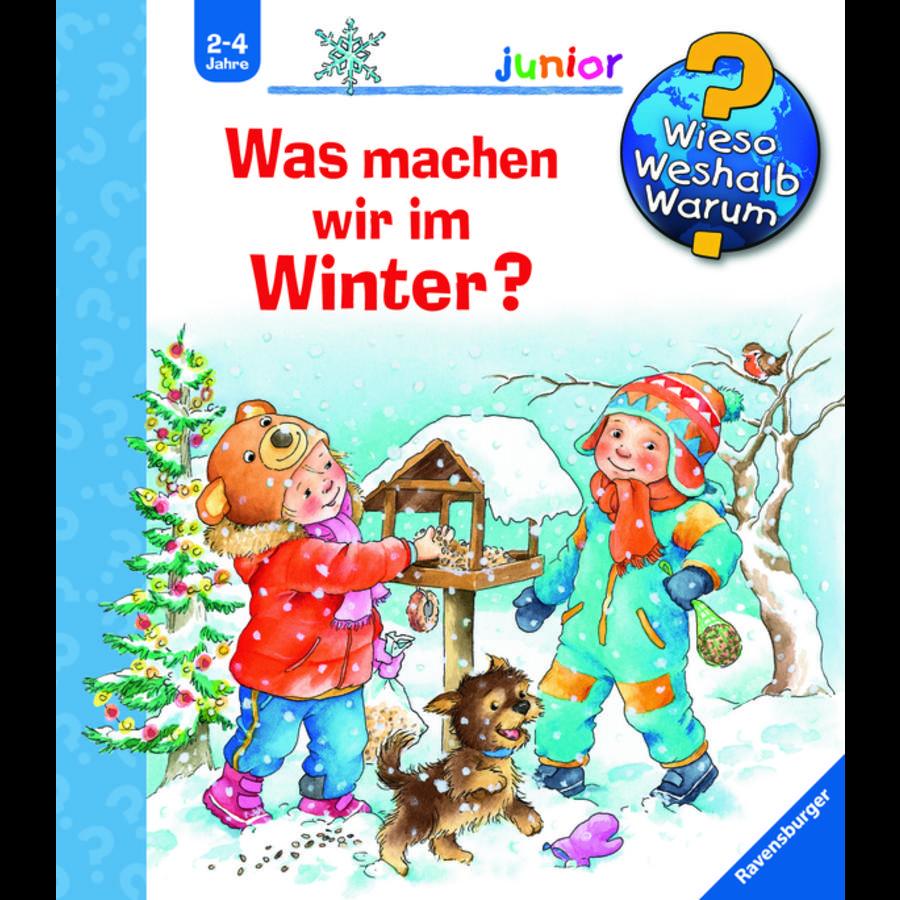 Ravensburger Wieso? Weshalb? Warum? junior: Was machen wir im Winter?