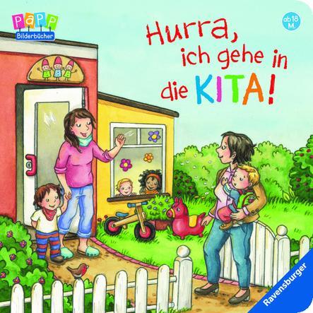 Ravensburger Hurra, ich gehe in die Kita!