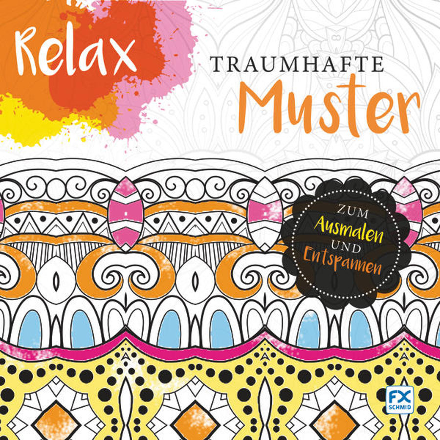 Ravensburger Relax: Traumhafte Muster