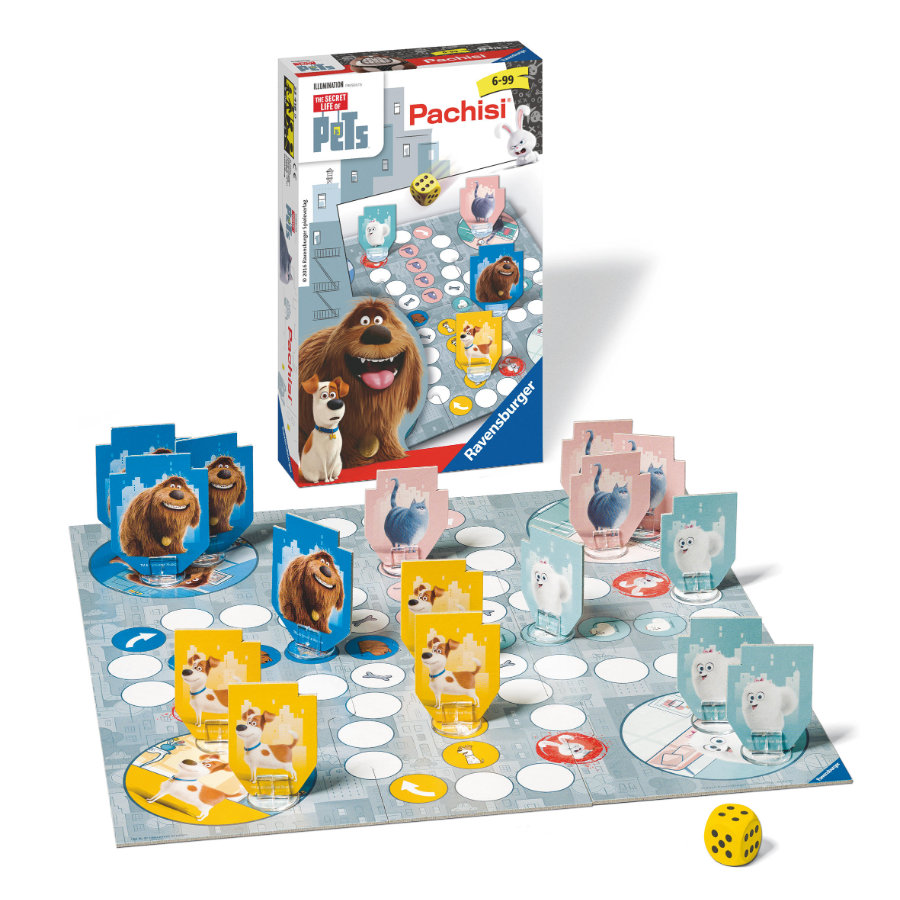 Ravensburger The Secret Life of Pets Pachisi®