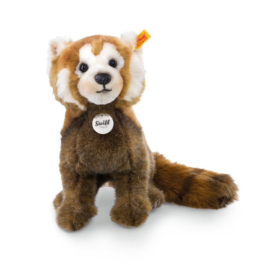 Steiff Bendy Red Panda rotbraun, 32 cm